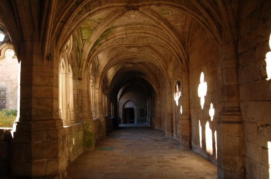 Abbaye de La Chaise-Dieu - le cloître