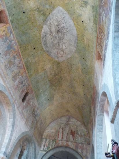 Abbaye de Lavaudieu - intérieur-1