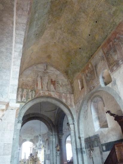 Abbaye de Lavaudieu - intérieur-2
