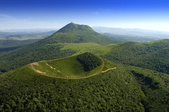 Volcans Puy Pariou